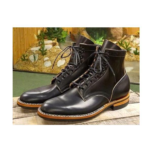 【送料無料】ホワイツ・MP サービスブーツ・カスタムオーダー WHITE'S BOOTS MP360 Military Police Service Boot|maqmiq|14