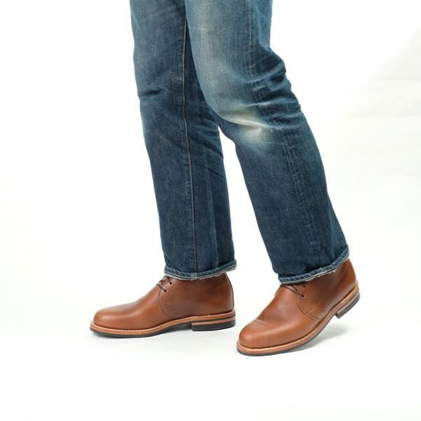 【送料無料】ホワイツ・キニー チャッカ ブーツ・カスタムオーダー WHITE'S BOOTS Kinney Chukka R1401|maqmiq|02