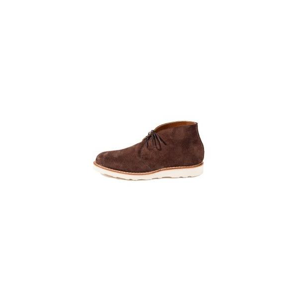 【送料無料】ホワイツ・キニー チャッカ ブーツ・カスタムオーダー WHITE'S BOOTS Kinney Chukka R1401|maqmiq|04