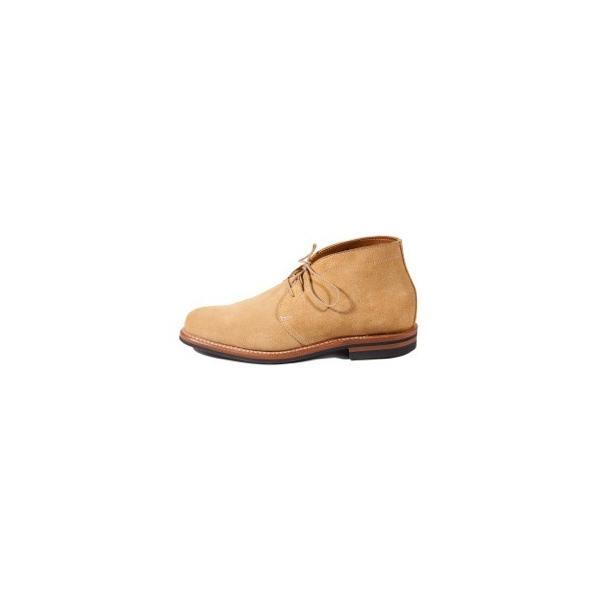 【送料無料】ホワイツ・キニー チャッカ ブーツ・カスタムオーダー WHITE'S BOOTS Kinney Chukka R1401|maqmiq|05