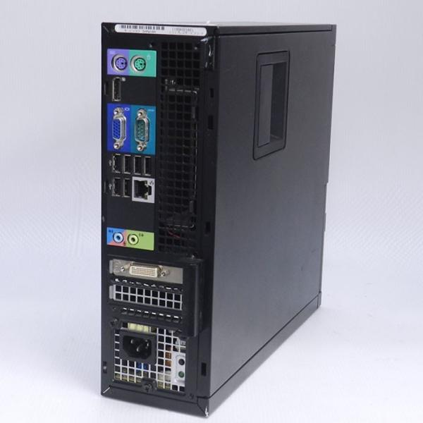 中古デスクトップパソコン Windows7 DELL Optiplex 790 Corei3 2100 3.1GHz  WPS Office2013 marblepc 02