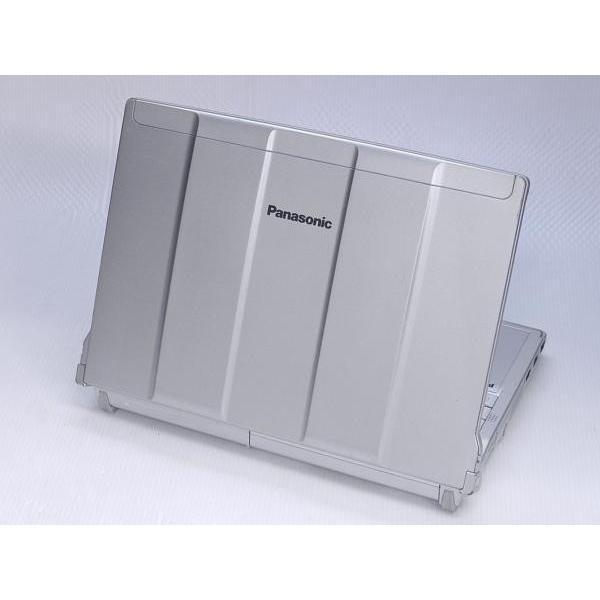 中古ノートパソコン Windows7 Panasonic CF-S8HWRCPS HDD:250GB DVDスーパーマルチ WPS Office marblepc 03