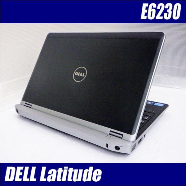 中古ノートパソコン Windows10-HOME(MAR)   Dell Latitude E6230   コアi5(2.60GHz)搭載 メモリ4GB HDD320GB 無線LAN WPSオフィス付き 中古パソコン 訳あり marblepc 02