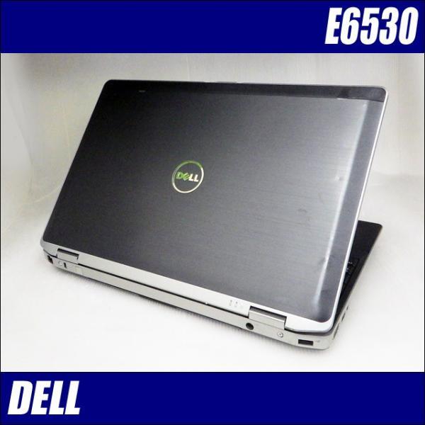 中古ノートパソコン Windows10(MAR) Dell Latitude E6530【訳】 | コアi7 メモリ8GB SSD256GB WEBカメラ テンキー マルチ 無線LAN WPSオフィス付き 中古パソコン|marblepc|02