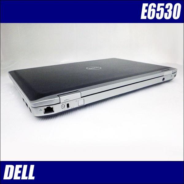中古ノートパソコン Windows10(MAR) Dell Latitude E6530【訳】 | コアi7 メモリ8GB SSD256GB WEBカメラ テンキー マルチ 無線LAN WPSオフィス付き 中古パソコン|marblepc|04