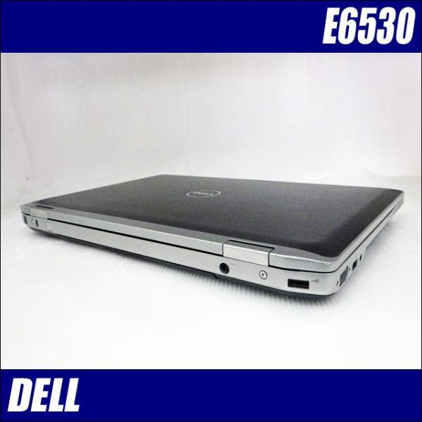 中古ノートパソコン Windows10(MAR) Dell Latitude E6530【訳】 | コアi7 メモリ8GB SSD256GB WEBカメラ テンキー マルチ 無線LAN WPSオフィス付き 中古パソコン|marblepc|05