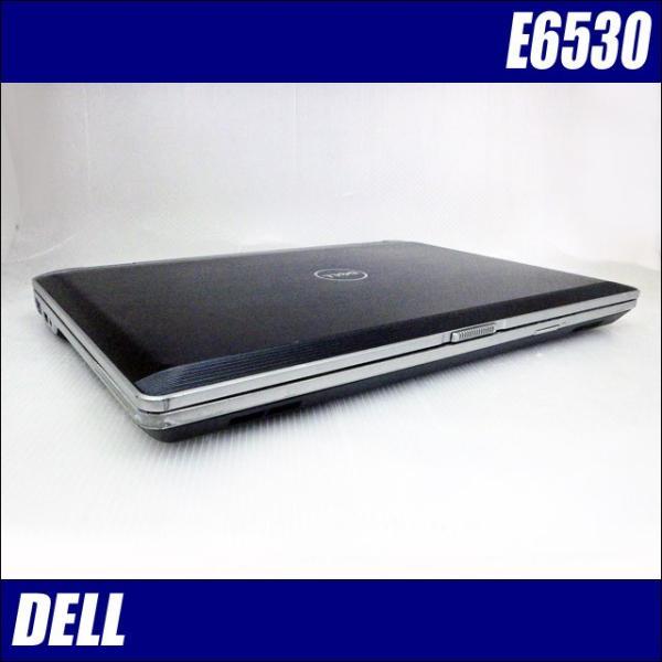 中古ノートパソコン Windows10(MAR) Dell Latitude E6530【訳】 | コアi7 メモリ8GB SSD256GB WEBカメラ テンキー マルチ 無線LAN WPSオフィス付き 中古パソコン|marblepc|06