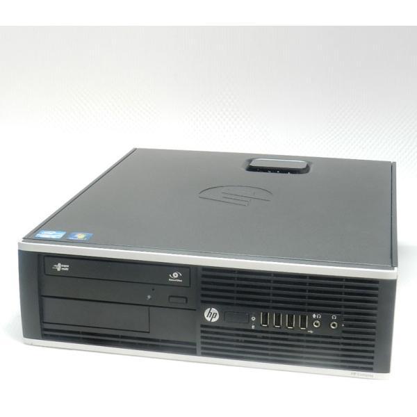 中古デスクトップパソコン Windows10-HOME HP Compaq 6200 Pro DVDマルチ メモリ4GB搭載! 20インチ液晶セット  WPS Office 中古パソコン marblepc 02