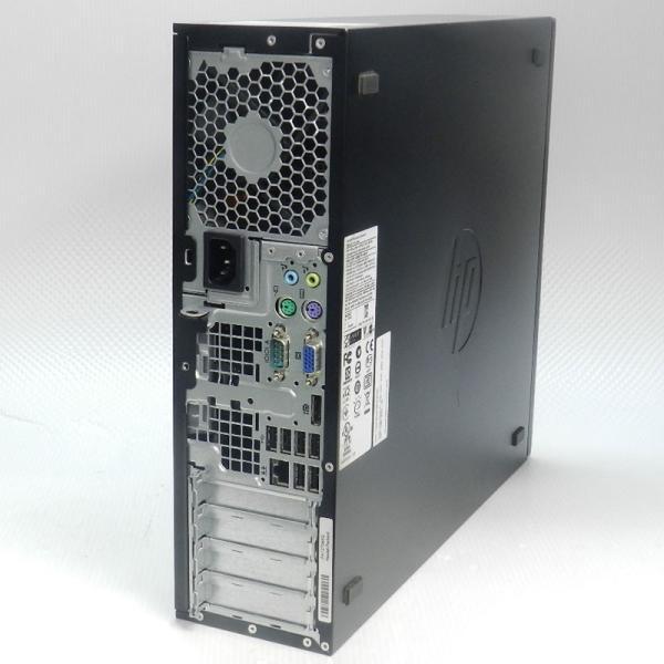 中古デスクトップパソコン Windows10-HOME HP Compaq 6200 Pro DVDマルチ メモリ4GB搭載! 20インチ液晶セット  WPS Office 中古パソコン marblepc 03