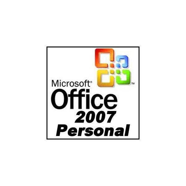 パソコン購入者限定 Microsoft Office Personal 2007|marblepc