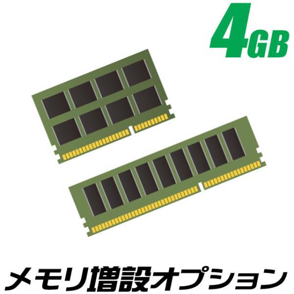 ▼メモリー 4GB