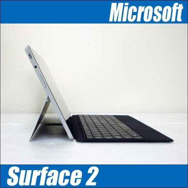 中古タブレットパソコン Windows RT 8.1 | Microsoft Surface 2 専用キーボードセット 中古パソコン | TEGRA4(1.71GHz)搭載 メモリ2GB SSD32GB Microsoft Office|marblepc|03