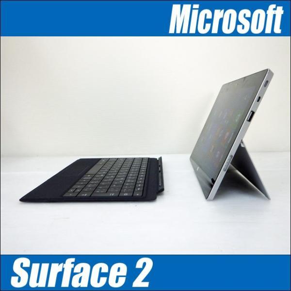 中古タブレットパソコン Windows RT 8.1 | Microsoft Surface 2 専用キーボードセット 中古パソコン | TEGRA4(1.71GHz)搭載 メモリ2GB SSD32GB Microsoft Office|marblepc|04