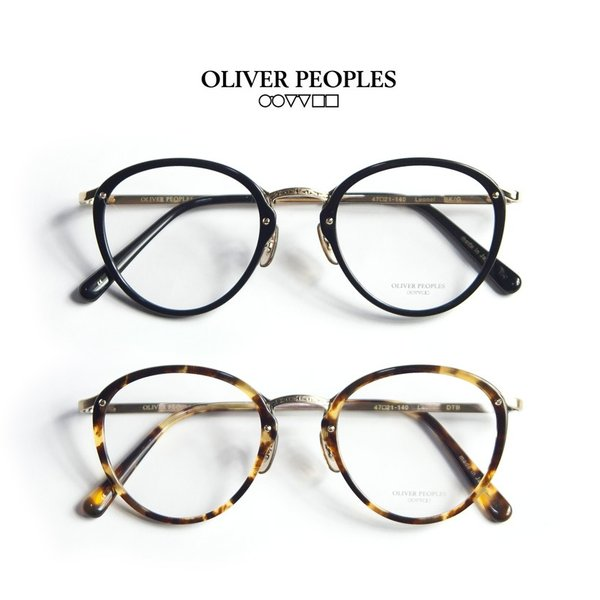 OLIVERPEOPLES/オリバーピープルズ/LEONEL/コンビボストンメガネ