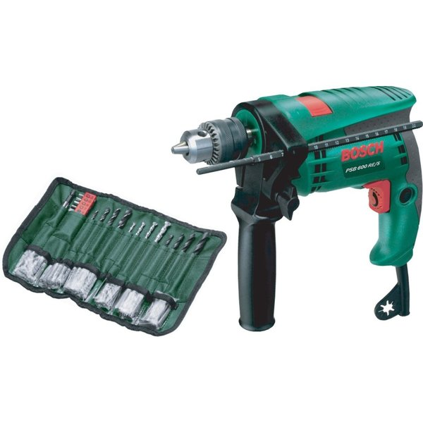 BOSCH(ボッシュ) 振動ドリル PSB600RE/S|march-shop