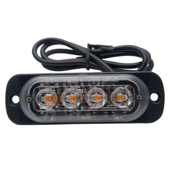 Patrol Light V4 YE #LED-PL-00401Y