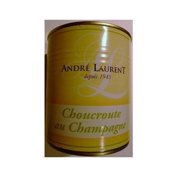 フランス産 シュークルート シャンパーニュ風味 1L 温製でも冷製でも♪ 簡単発酵食品