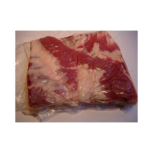 フレッシュのチンタセネーゼ豚 骨なしバラ肉 ハーフカット 量り売り商品  4200/Kg 約2〜3kg