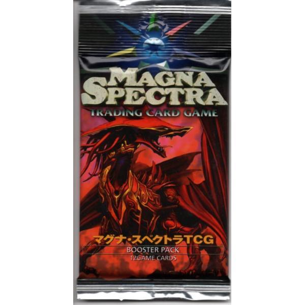 【新品】マグナ・スペクトラ TCG トレーディングカードゲーム ブースターパック パック (1パック) [富士見書房]