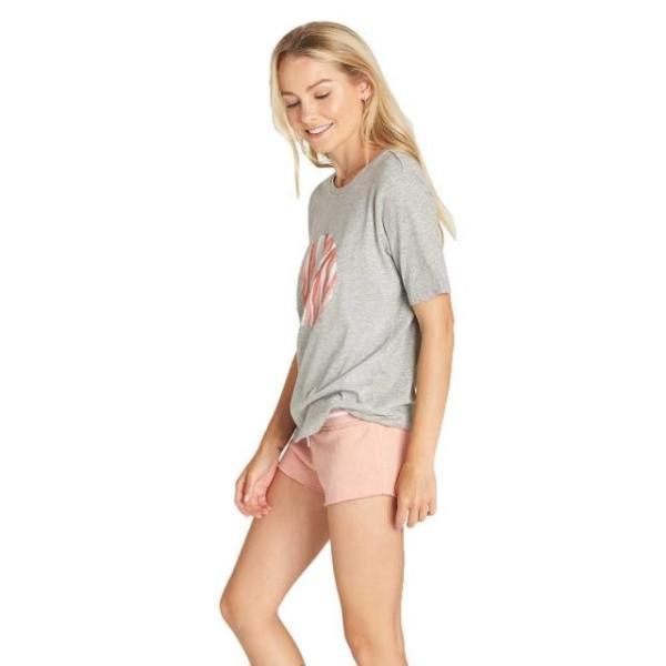 エレメント レディース 女性用ウェア Tシャツ element water-circle-crop