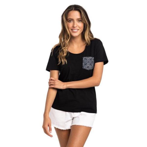 リップ カール レディース 女性用ウェア Tシャツ rip-curl beauty-pocket