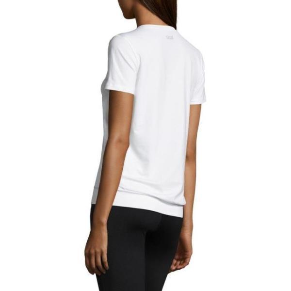 カサル レディース 女性用ウェア Tシャツ casall essentials-loose-cuff