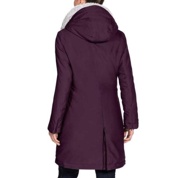 ファウデ レディース 女性用ウェア ジャケット vaude zanskar-coat-iv