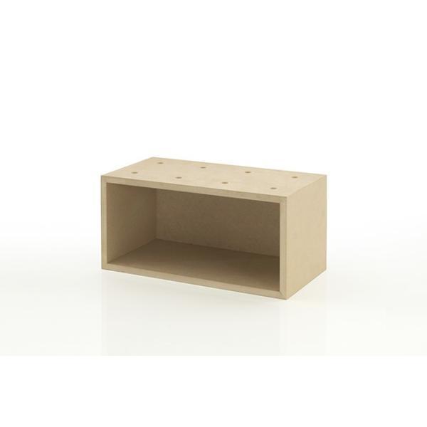 CDラック 収納ボックス 木製 box シンプル margherita