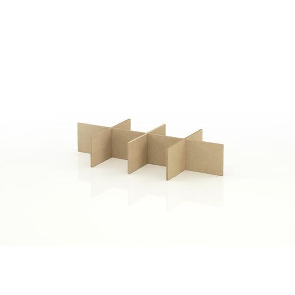 仕切り板 木製 収納ボックス用 小物収納 整理|margherita