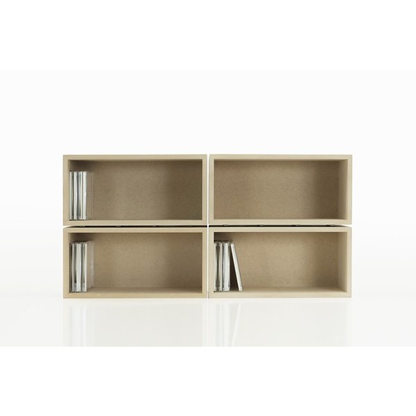 CDラック 収納ボックス 木製 box シンプル margherita 06