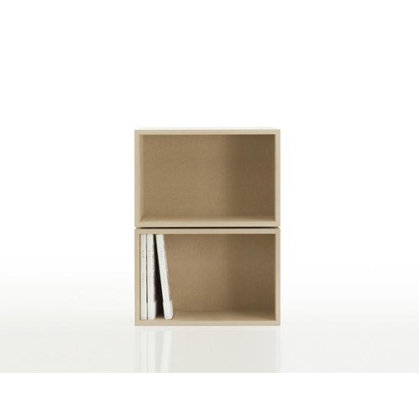 コミックラック マンガ 収納ボックス 木製 box 棚|margherita|05