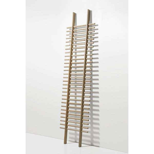 ラダーラック 木製 梯子シェルフ 立て掛け デザイン|margherita|06