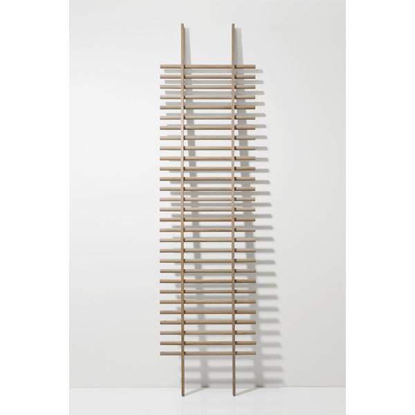 ラダーラック 木製 梯子シェルフ 立て掛け デザイン|margherita|07