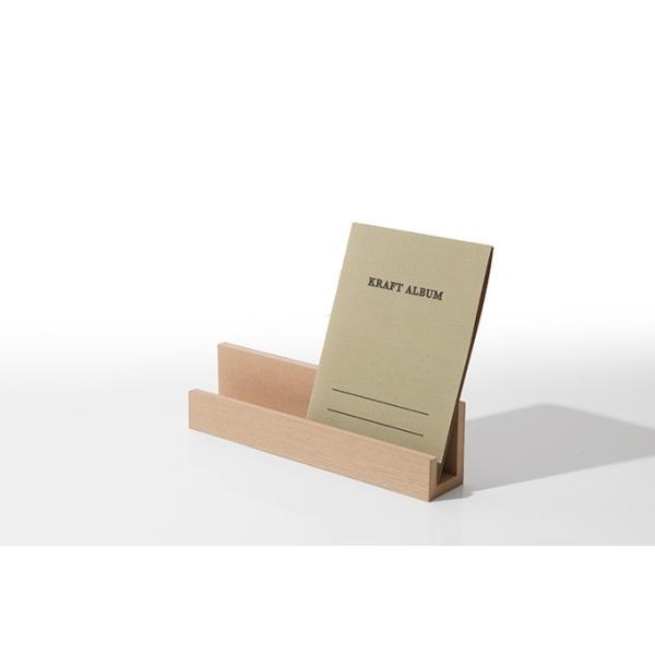 ブックスタンド 木製 書見台 デスク整理 デザイン|margherita|02