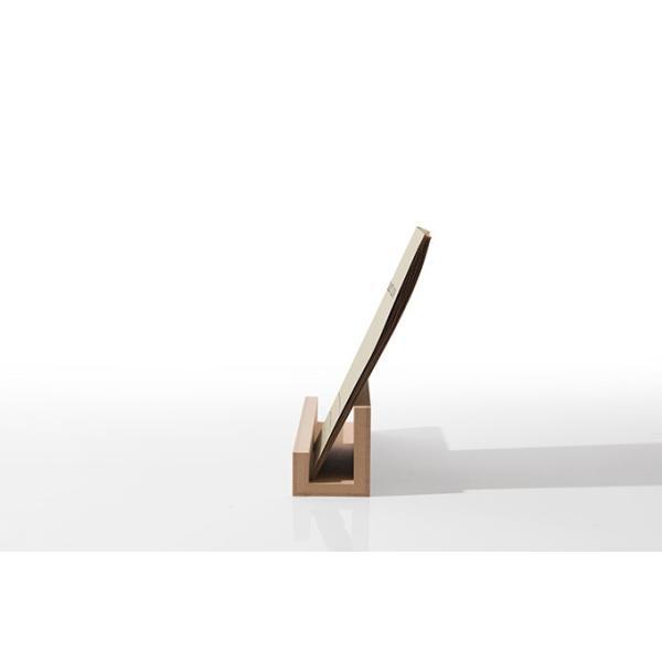 ブックスタンド 木製 書見台 デスク整理 デザイン|margherita|03