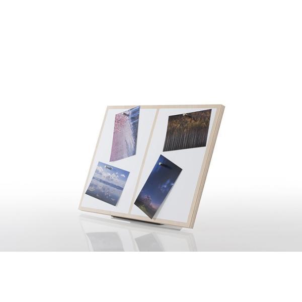 マグネットボード ネオジム磁石 スチール 卓上 ホワイトボード 貼り付け おしゃれ 強力|margherita|02