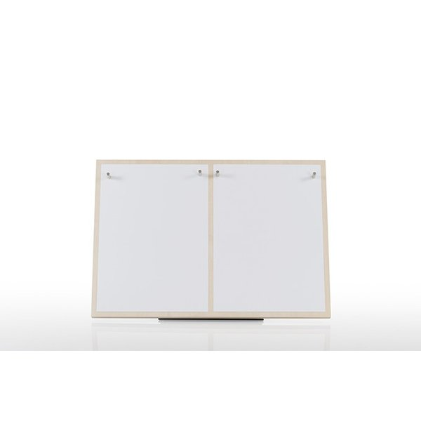 マグネットボード ネオジム磁石 スチール 卓上 ホワイトボード 貼り付け おしゃれ 強力|margherita|03