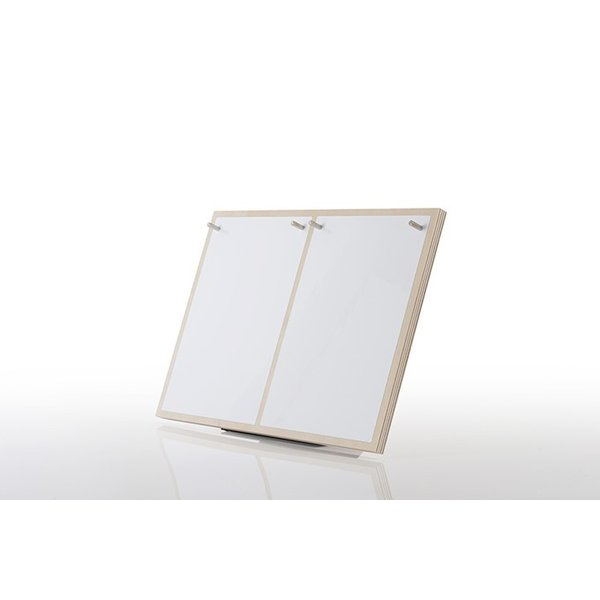 マグネットボード ネオジム磁石 スチール 卓上 ホワイトボード 貼り付け おしゃれ 強力|margherita|04
