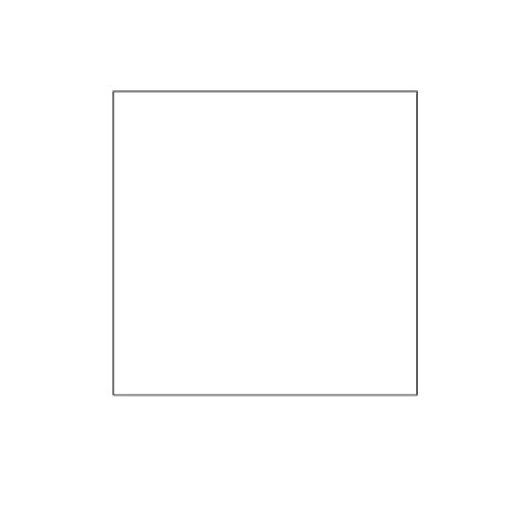 CD用 厚紙ジャケット 白 100枚セット/CD-005-WH|margherita