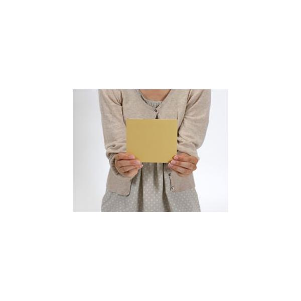 CD用 紙ケース ポケット付き(クラフト)+OPP袋 50組セット/CD-031|margherita|04