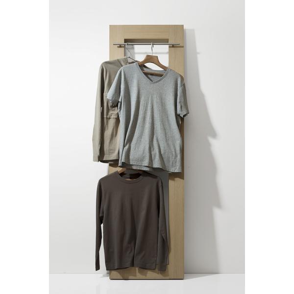 コートハンガー 木製 洋服掛け ディスプレイラック margherita 02