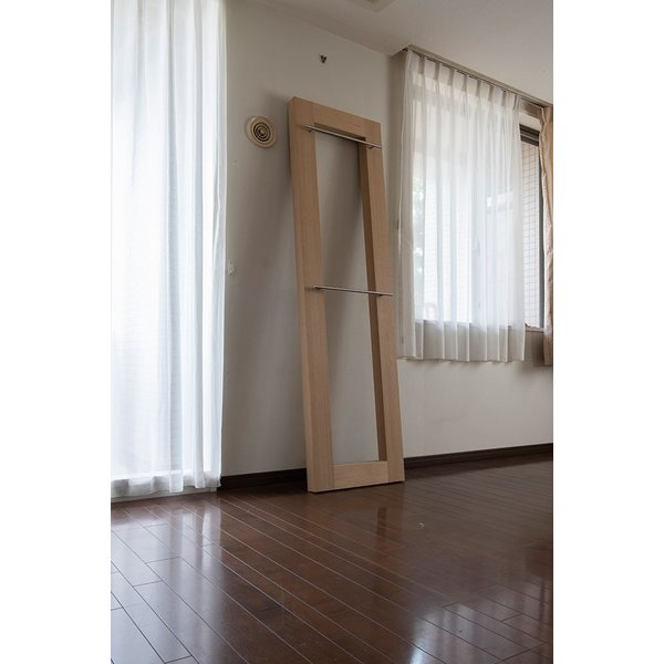 コートハンガー 木製 洋服掛け ディスプレイラック margherita 11