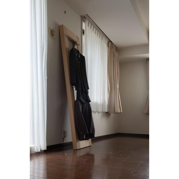 コートハンガー 木製 洋服掛け ディスプレイラック margherita 10
