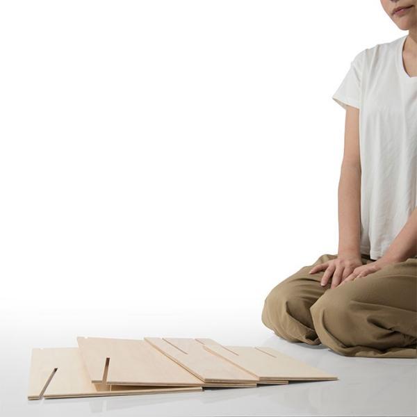 ファイルスタンド 木製 書類立て 卓上収納 デスク整理|margherita|17