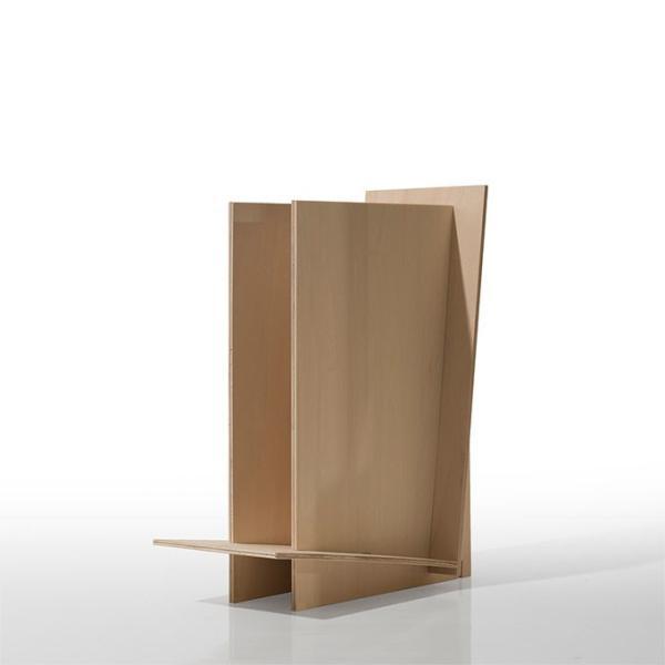 ファイルスタンド 木製 書類立て 卓上収納 デスク整理|margherita|05