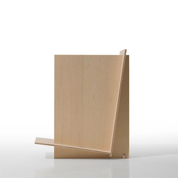 ファイルスタンド 木製 書類立て 卓上収納 デスク整理|margherita|06