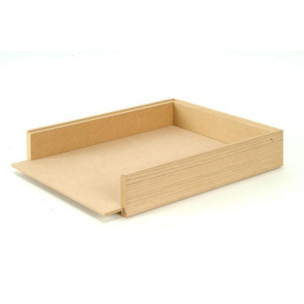 デスクトレー 木製 書類トレー 書類整理 卓上収納 おしゃれ