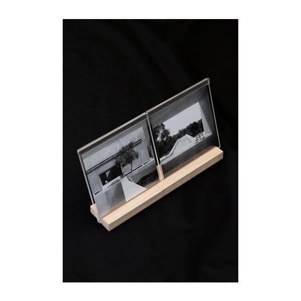 写真立て 書類スタンド フォトフレーム A4 DS-A4 大判写真 証明書 ディスプレイ 縦 横 margherita 09