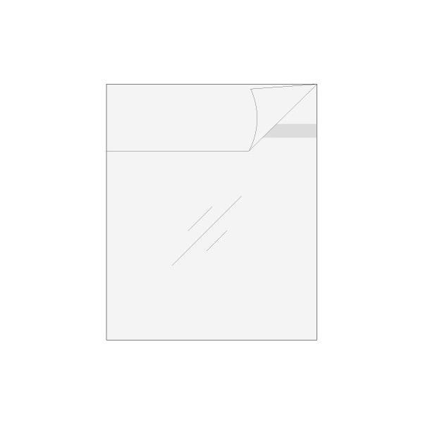 DVD用クリアシール OPP製 のり付き袋・本体側 小ケース 上入れ ワイド 200枚セット/マルゲリータ|margherita