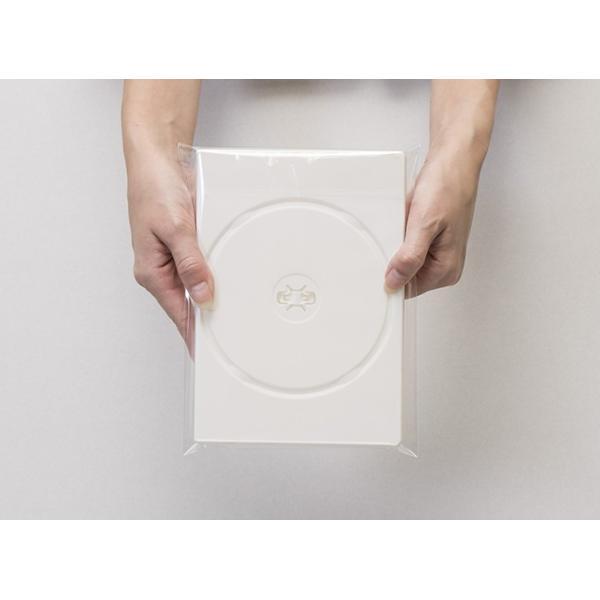 DVD用クリアシール OPP製 のり付き袋・本体側 小ケース 上入れ ワイド 200枚セット/マルゲリータ|margherita|06